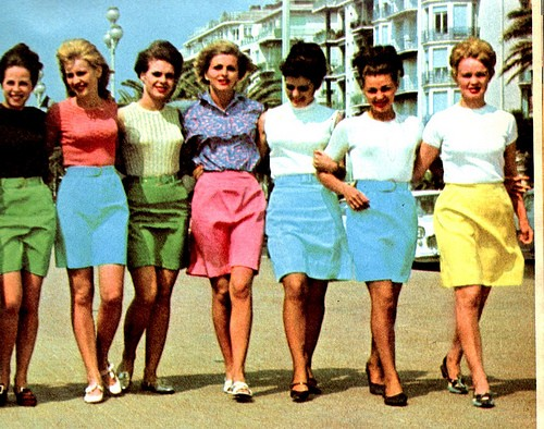 1960s Fashion: Clothing Styles, Trends, Pictures History 68
