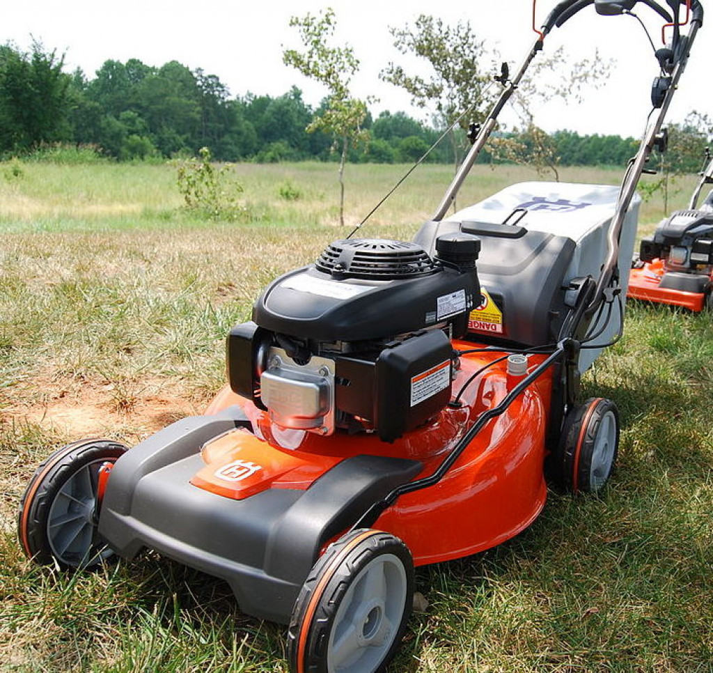 White Lawn Mower Lawn Mower Won't Start