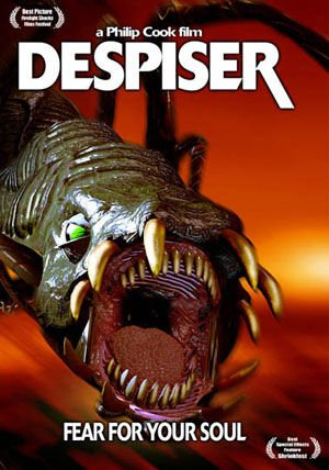 Despiser DVD Cover