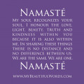 "Why do some Christians use the salutation, ""Namaste""?"