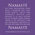 """Why do some Christians use the salutation, """"Namaste""""?"""