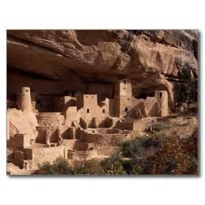 Mesa Verde Post card