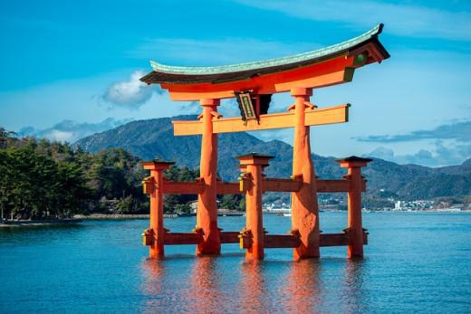Hiroshima water gate