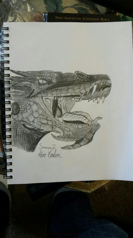 Just a drawing I liked, haha!