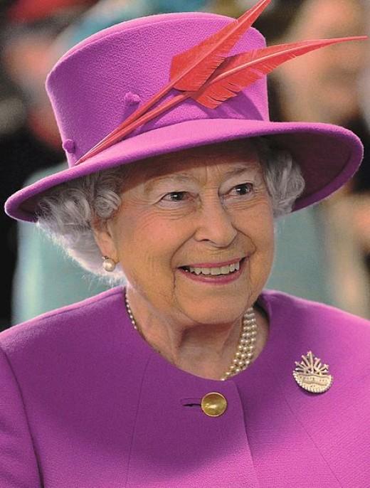 Queen Elizabeth II Ascendant in Capricorn Sun in Taurus Moon in Leo