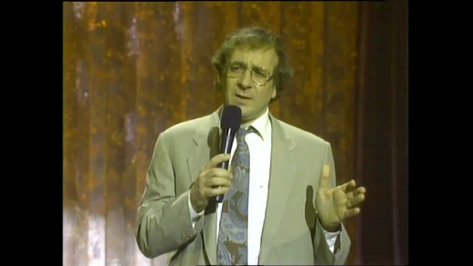 Steve Landesberg, who played Dietrich was also a talented standup comedian.