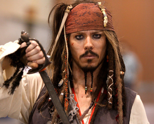 """Is Jack Sparrow responsible for the baby name """"Sparrow""""?"""