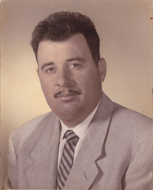 Father; Jimmie Harold Keith Jones