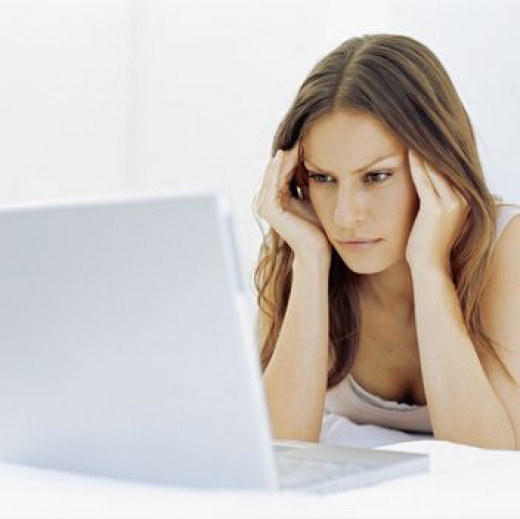 discouraged from online dating An argument for internet dating: this happy ending can be reached within a year by someone who is prepared to date aggressively and who does not get discouraged.