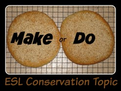 ESL Conversation Topic - 50 Make or Do Questions