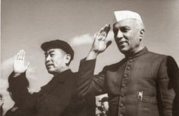 Nehru and Chinese Premier