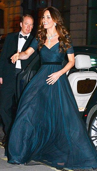 Kate Middleton sets a classy example for women.