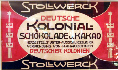 Early poster - Stoilwerch
