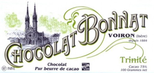 Early poster - French Chocolate