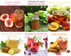 8 Iced Tea Recipes