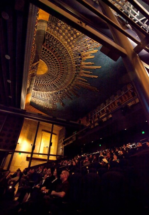The Egyptian Theatre in Hollywood is still going strong after 100 years.