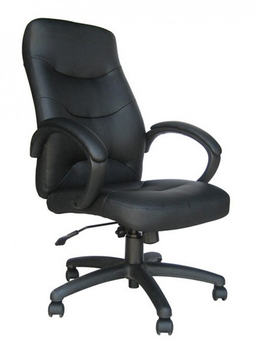 the pros and cons of owning a leather office chair | hubpages