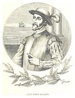 Juan Ponce de León (1474-1521)
