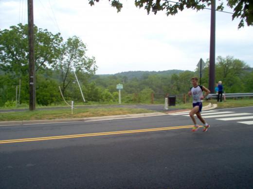 Half Marathon Runners (2 of many)