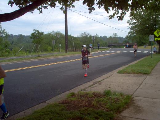 Half Marathon Runners (15 of many)