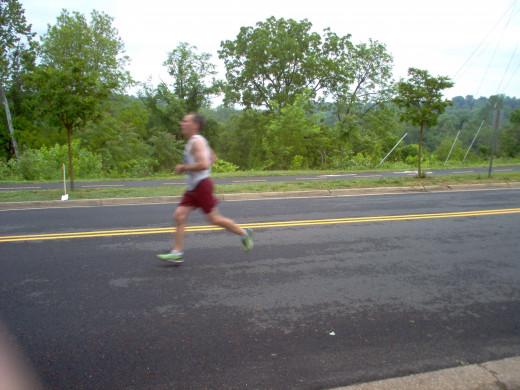 Half Marathon Runners (16 of many)