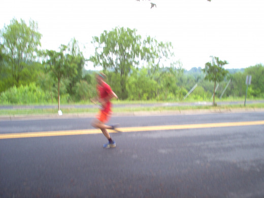 Half Marathon Runners (19 of many)