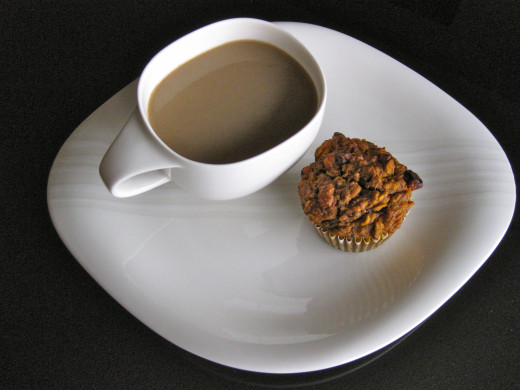 Make your own muffins & coffee!