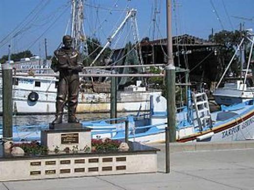 Tarpon Springs dock