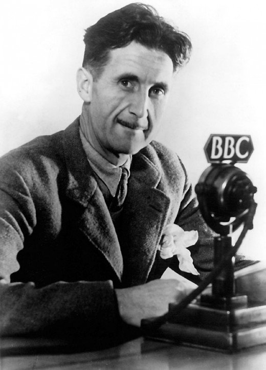 Although Orwell worked from 1941 to 1943 as a producer for the BBC, there is no recording of his voice that exists and no surviving moving picture film footage of him from any source.