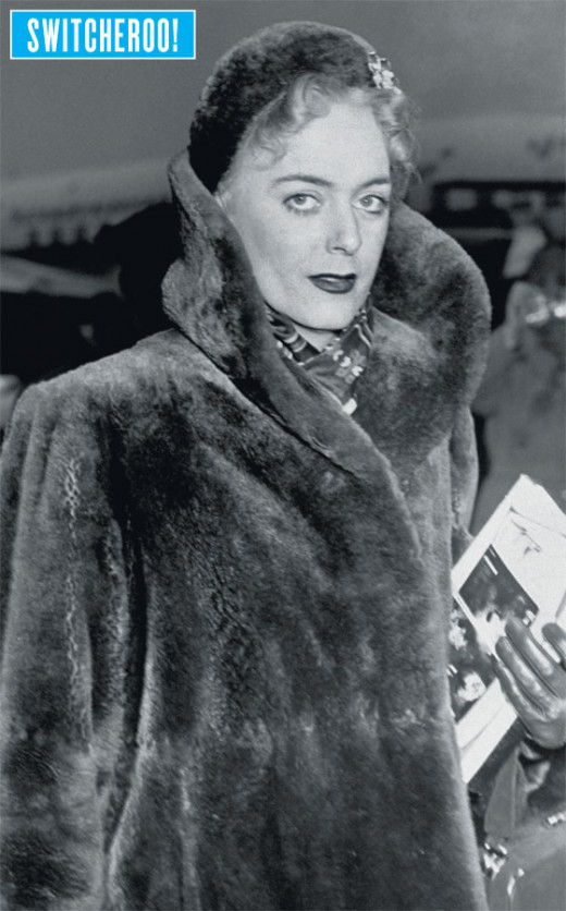 Christine Jorgensen was the first trans woman to undergo gender reassignment surgery, in the 1950s.