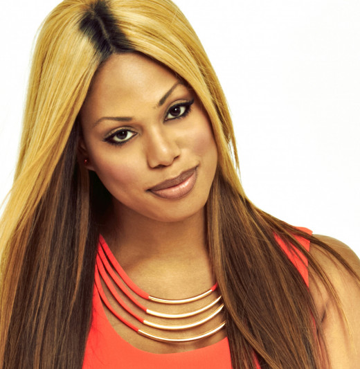 "Laverne Cox became famous for her part as a trans convicted in ""Orange is the New Black"". She is the first trans woman to be on People's list of 10 Most Beautiful Women."