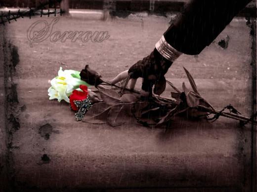 Sorrow....