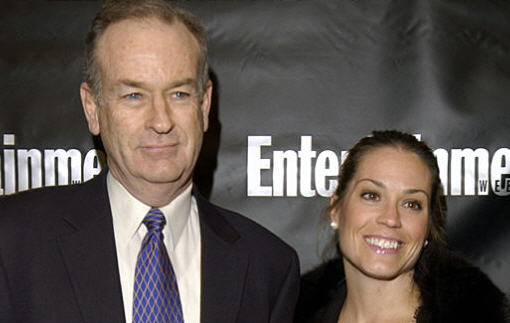 The O'Reilly's in happier days