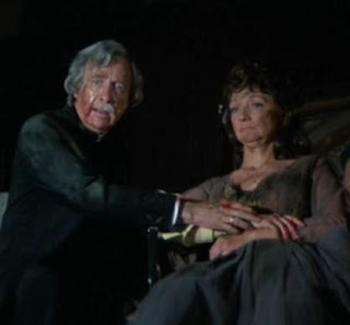 For years, no one could identify who Arthur O'Connell was tending to in The Poseidon Adventure (1972)