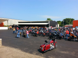 MDA Muscular Dystrophy Teams Up With The Harley Davidson Dealership, For A Tremendous Cause, The Ride For Life Annually