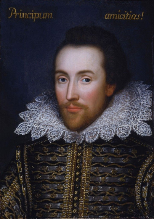 """William Shakespeare did not write """"Richard III"""" until 1592, over 100 years after Richard III's death..."""
