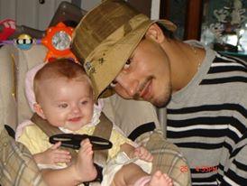 Daniel Vivier & Daughter Lily Vivier