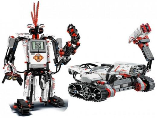 LEGO Mindstorms EV3 31313 Assembled