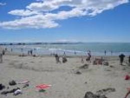 Sumner Beach ,Christchurch NZ