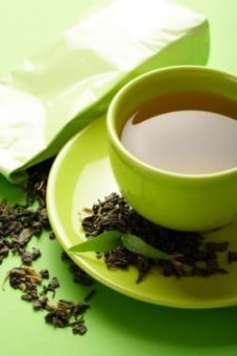 Green tea is one of the drinks to lose belly fat