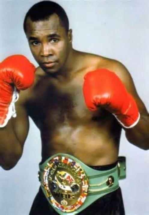 Sugar Ray Leonard won titles as a welterweight, jr. middleweight, middleweight, super middleweight and light heavyweight.