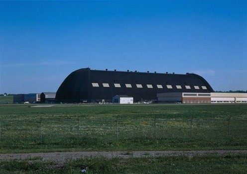 In 1980, the Goodyear Airdock was designated a Historic Civil Engineering Landmark.