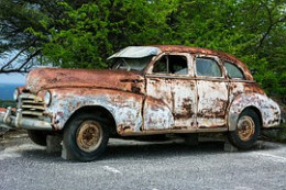 My car just needs a little work.