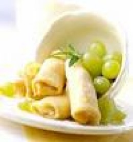 Cheese Blintzes Are A Traditional Savuot Dish