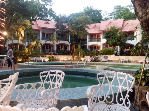Anandritz resort, Matheran