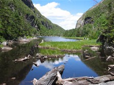 The Adirondacks beauty is captivated with the multiple mountain ranges, as well as, the bodies of water that line them up.