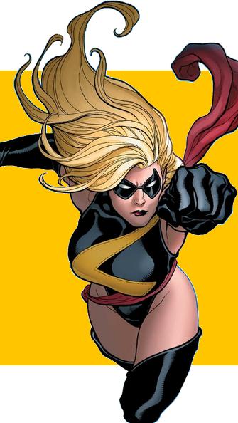 Ms Marvel.