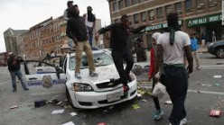 Today, May 22nd, 2015, Baltimore Recorded Its 100 Black-On-Black Murder And The White Police Did Not Do These Murders.