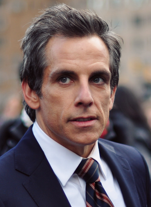 Ben Stiller as Mary's father and King of England