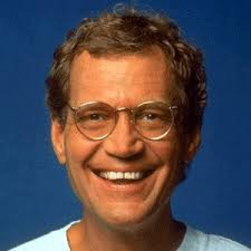 David Letterman was always good for a laugh with his staff or at home.